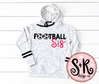 Football Sis SVG DXF PNG (2019)