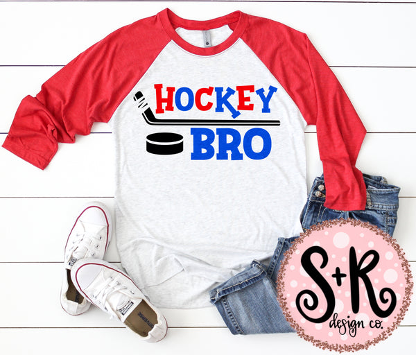 Hockey Bro SVG DXF PNG (2019)