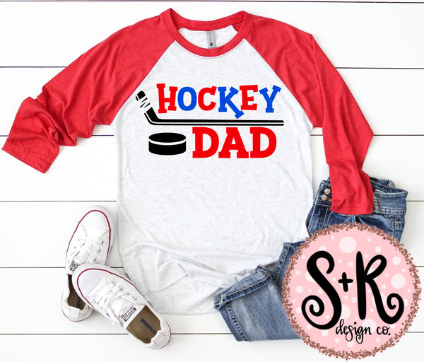 Hockey Dad SVG DXF PNG (2019)