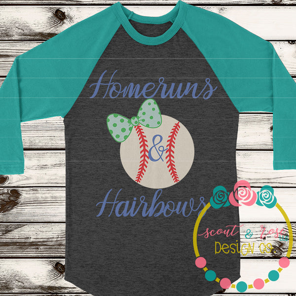 Homeruns & Hairbows