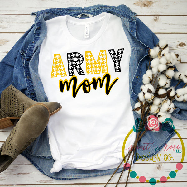 Army Mom SVG DXF PNG (2019)