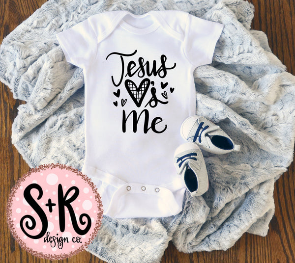 Jesus Loves Me SVG DXF PNG (2019)