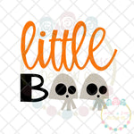 Little Boo SVG DXF PNG