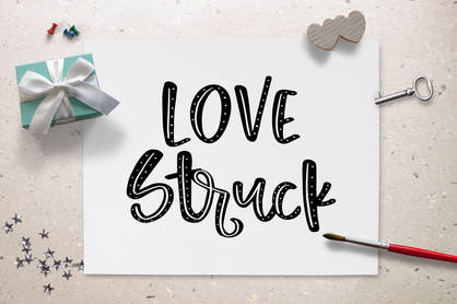 Love Struck SVG DXF PNG