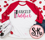 Makeup Addict SVG DXF PNG (2019)