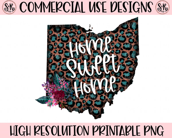 Ohio Printable Design (2019)