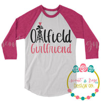 Oilfield Girlfriend SVG DXF PNG