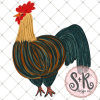 Chicken Printable Design (2019)