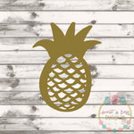Pineapple SVG DXF PNG