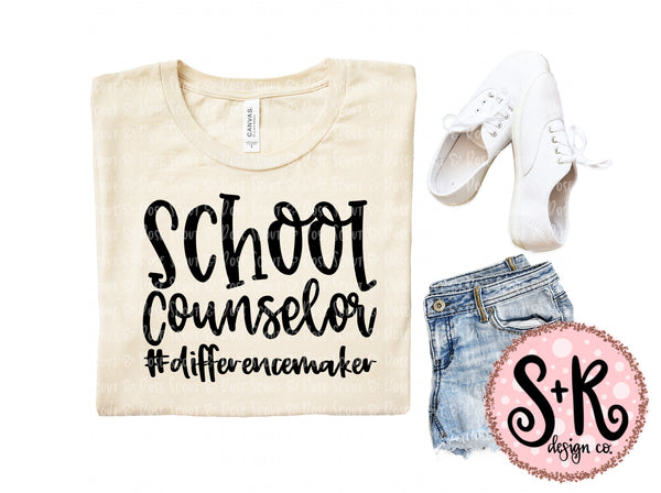 School Counselor SVG DXF PNG (2019)