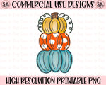 Pumpkins Printable Design (2020)