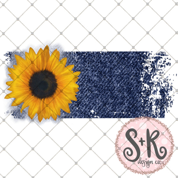 graphic about Sunflower Printable identified as Sunflower Banner Printable/Printable PNG (2019)