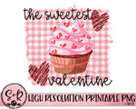 The Sweetest Valentine Printable Design (2021)