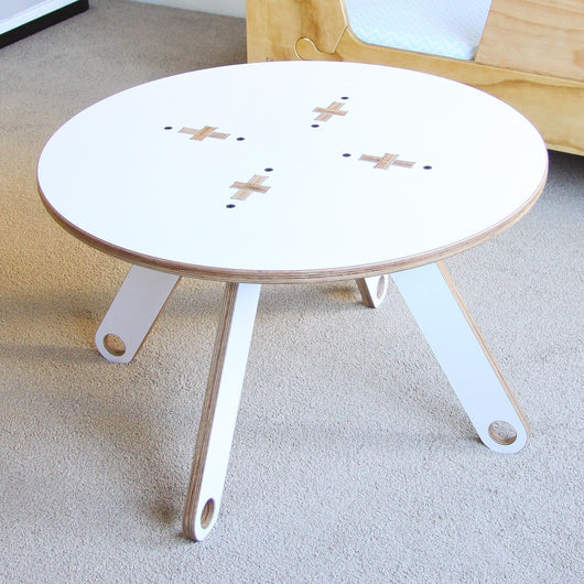 Quality Kids Table Designed and Made in Melbourne by WOLFCUB