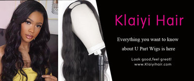 Everything you want to know about u part wigs is here