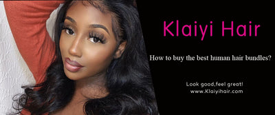 How to buy the best human hair bundles?