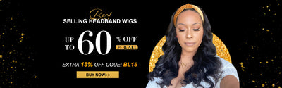 Black Friday Hair Wigs Sale Klaiyi 2020