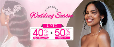 Klaiyi Hair Wedding Season Sale