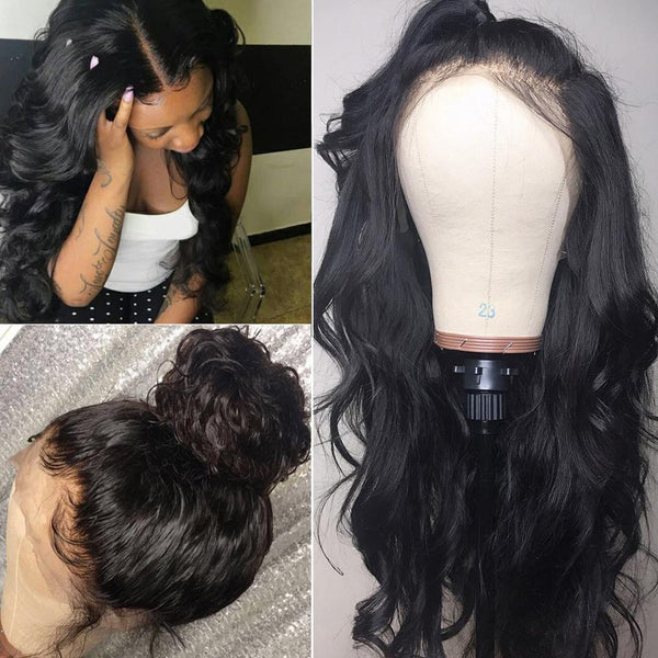 Lace Front Body Wave Human Hair Wig