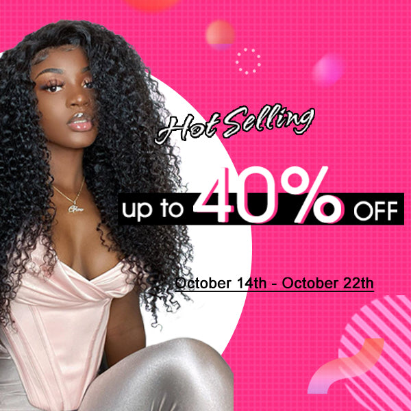40% discount on Hot Selling products