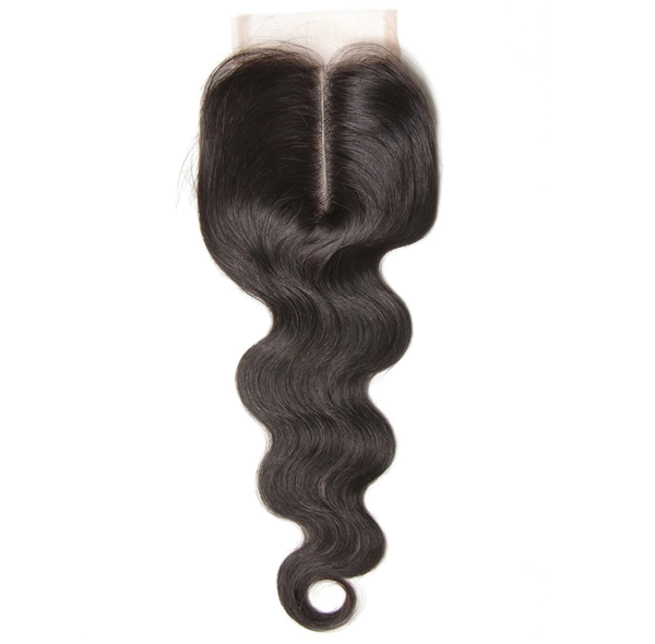4x4 Lace Closure Human Virgin Hair