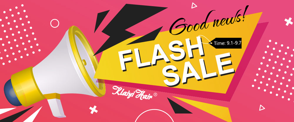 Klaiyi Flash Sale