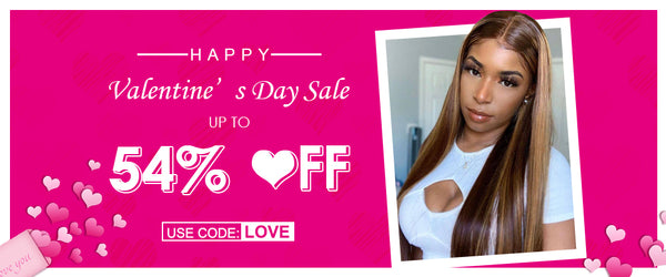 Valentine's Day Sale Up To 54% Off