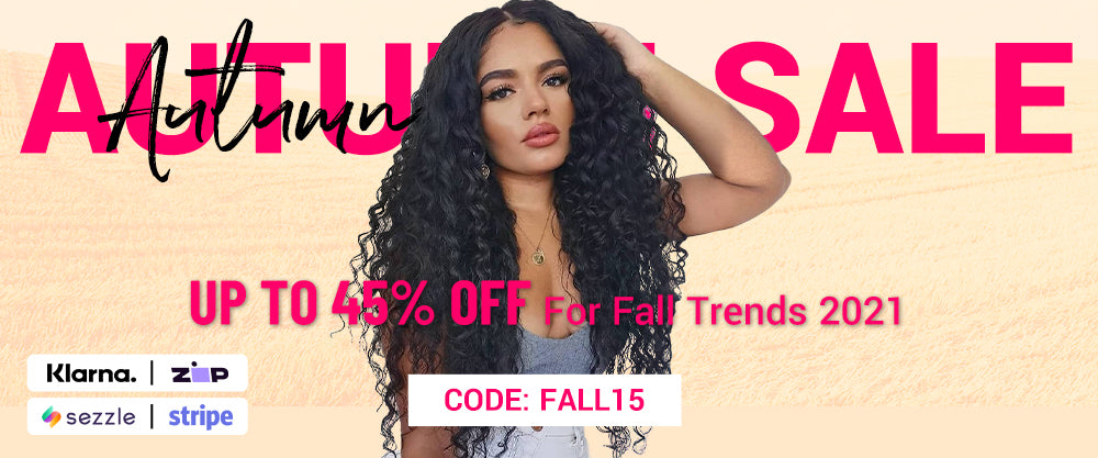 Klaiyi Trends For Fall  2021 up to 45% off