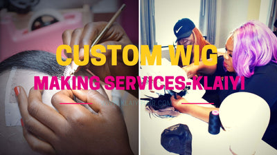 Custom Wig Making Services