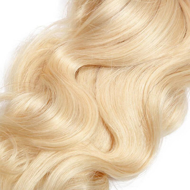 Klaiyi 1B/613 T color 4*4 Body Wave Lace Closure on Deals