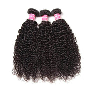 Klaiyi Curly Virgin Hair 1 bundle Unprocessed Human Hair Extensions, Jerry Curly Hair Style