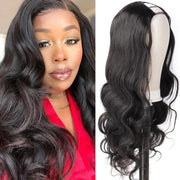 Flash Sale: Klaiyi U Part Super Easy Affordable Body Wave Wigs Low to $62.99