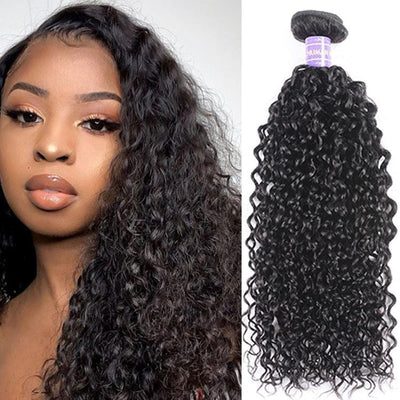 Klaiyi Youth Series Brazilian Curly Hair 1 Bundle Deal 100% Human Hair
