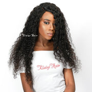 4pcs/pack Brazilian Deep Wave Human Hair Bundles on Sale-Klaiyi