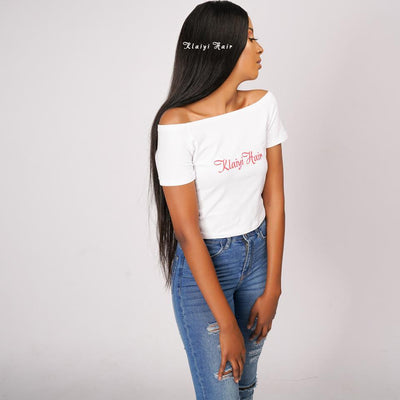 Peruvian Straight Hair 4 Bundles/Pack, 100% Virgin Human Hair Weave Deals-Klaiyi Hair
