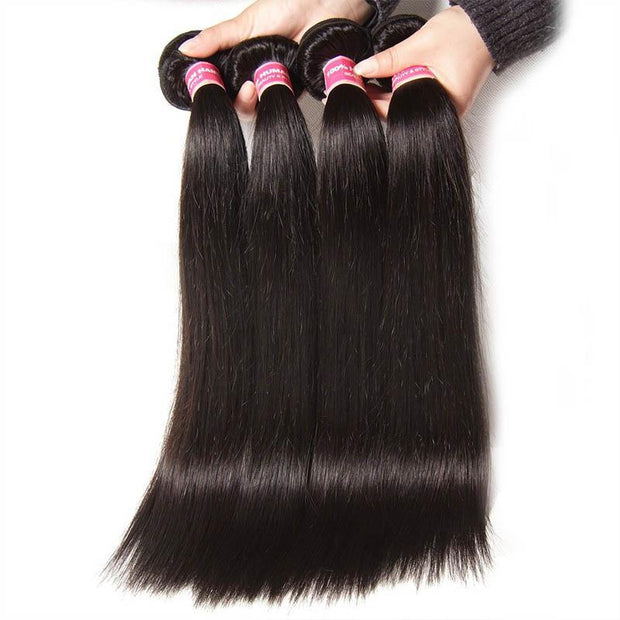 Klaiyi Hair Virgin Straight Hair One Bundle Deals