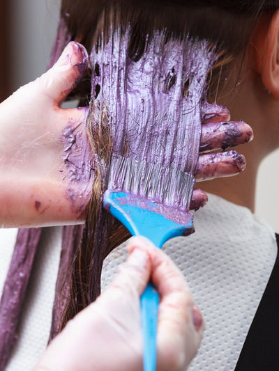 How to Remove Hair Dye From Your Skin, According to the Experts