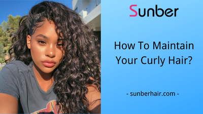 How To Maintain Your Curly Hair?