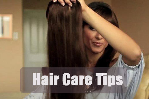 How to care for the virgin human hair weaves