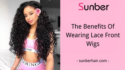 The Benefits Of Wearing Lace Front Wigs
