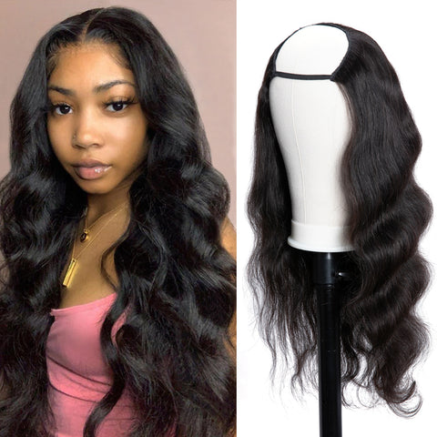 u part lace frontal wig