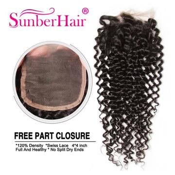 best lace free part closure