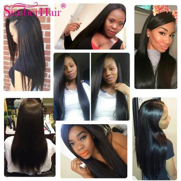 hair bundles with lace frontal closure
