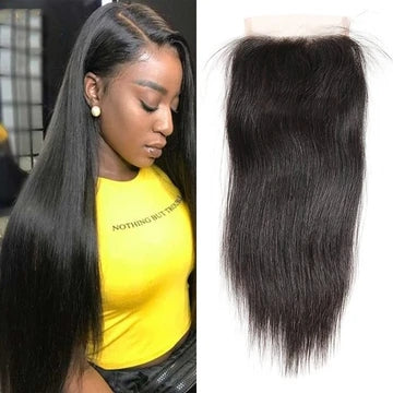 straight free part closure