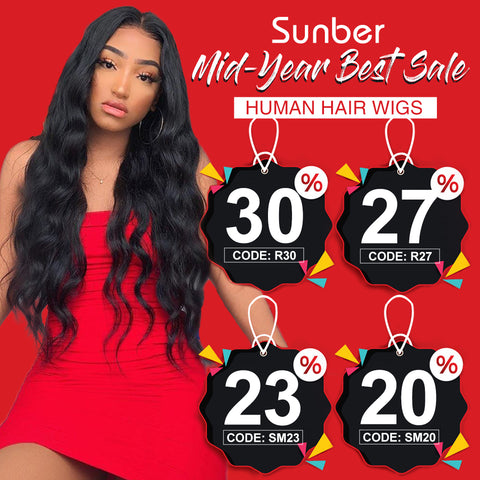 sunber hair 618 super sale