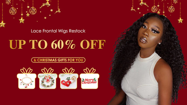 Sunber Hair Wigs Christmas Day Big Sale