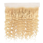 Sunber  613 Color Human Hair Lace Frontal 13*4 Deep Wave Frontal Closure