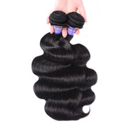 Sunber Instagram Ponytail Flash Sale Remy Human Hair Body Wave 2 Bundles Can Make a Fashion Ponytail