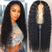Sunber Best Curly Lace Front Wigs with Pre Plucked Human Hair Wigs For Women Fast Shipping