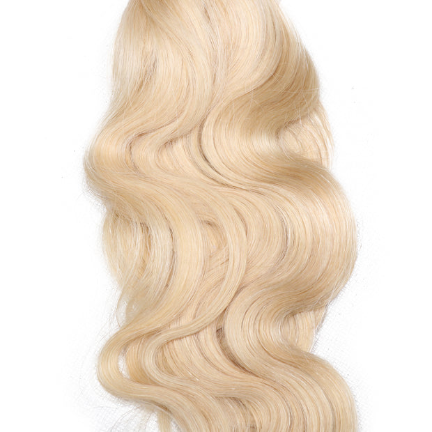 Sunber Hair 613 Blonde Virgin Human Hair Extension Body Wave Bundles 10-24 Inch 1PCS
